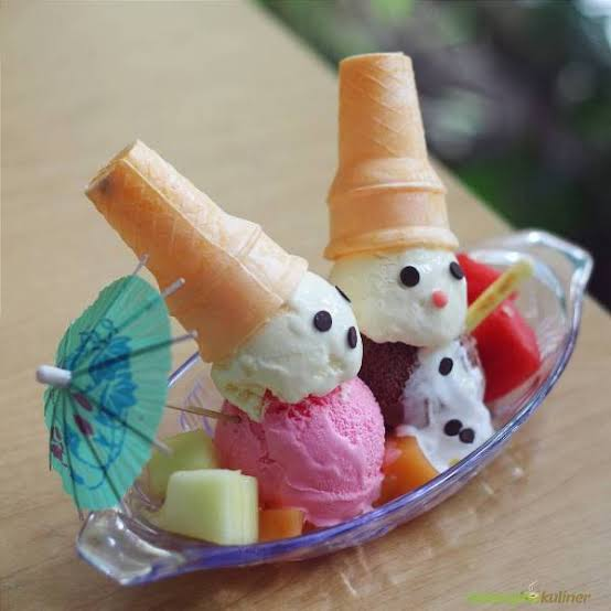 Usaha Ice Cream Rumahan Nabil Ice Cream, Pasti Untung!